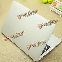 Жесткий пластиковый чехол с матовым покрытием для 15 дюймового MacBook Pro с