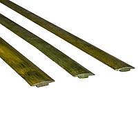 Бамбуковый молдинг стыковочный,зеленый