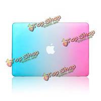 Fashion радуги красочные защитный чехол чехол для ноутбука Apple MacBook для сетчатки 15.4-дюйма