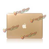 Ultra тонкий пластмассовый ноутбук тела жесткого чехла защитная кожа покрытия для MacBook Air 11.6-дюймов