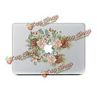 Пион узор наклейка крышка винила ноутбук кожи для Apple MacBook Air Pro сетчатки 13 дюйма