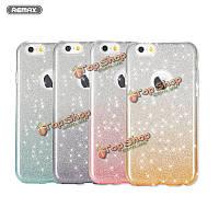 ReMax Glitter градиент творческий случай мягкий чехол для 6s Plus Apple 5.5 iPhone 6 Plus Original