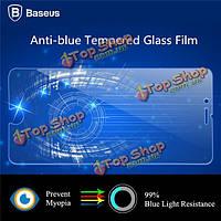 Baseus 0.3мм анти-сине-лучей закаленного стекла защита экрана для Apple iPhone 6 6s 6plus 6s плюс