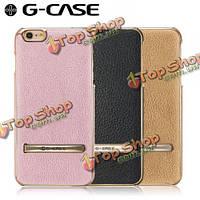 G-Case belokin натуральная кожа мобильный телефон защитной оболочки для iPhone 6plus 6s Plus 5.5-дюйма