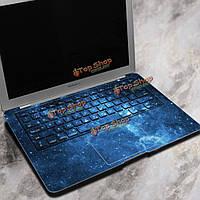 PAG кричащие звездное декоративный ноутбук Декаль наклейки беспузырьковый самоклеящаяся для Macbook Air 13-дюймов