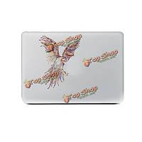 Марочные цвет сокола мультфильм шаблон стикера кожи для MacBook/Pro/воздух/сетчатке ноутбук