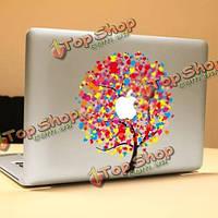 PAG Щедрое дерево декоративное ноутбука Наклейка съемный пузырь бесплатно самоклеящиеся наклейки кожи