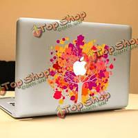 PAG феникс дерево лист декоративный ноутбука Наклейка съемный пузырь бесплатно самоклеящиеся наклейки кожи