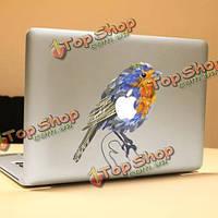 PAG милый маленький воробей декоративные ноутбука Наклейка съемный пузырь бесплатно самоклеящиеся наклейки кожи