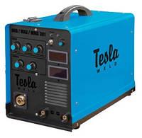 Сварочный аппарат для полуавтоматической сварки TESLA MIG\MAG\MMA 301