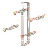 Luxury Ультра тонкий алюминиевый металлический бампер для iPhone4 4S яблока