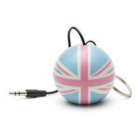 KitSound Mini Buddy Speaker Pastel Union Jack (KSNMBOUJ)