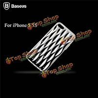 Подушка безопасности 1мм Baseus мягкое TPU ясное заднее прикрытие случая для iPhone 5 5 s