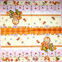 Красивые салфетки Новорожденная 1251