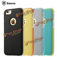 Baseus прыжок полный упаковка TPU+PC обложка жесткий футляр для Apple iPhone 6 Plus 6s Plus 5.5-дюйма