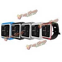 Переносной спортивный кожаный смотреть Band для iPod нано 6