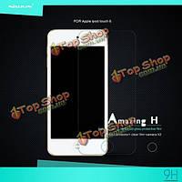 NillKin Amazing H нано анти-всплеск закаленное стекло защитную пленку для Apple iPod прикосновения 6