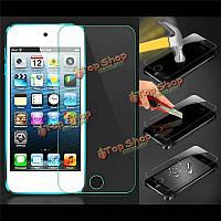 Для Ipod Touch 5/6 Ударопрочное защита экрана закаленное стекло защитная пленка пятый шестой поколения