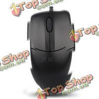 A4Tech OP-520nu USB провод фотоэлектрический оптический Мышь иглы