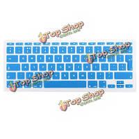 ЕС Великобритании силиконовые клавиатуры кожи для MacBook Air PRO 11 дюймов