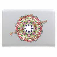 Выросли кольцо винил типа кожи наклейка пропуск крышка ноутбука кожи для Air Pro Apple MacBook