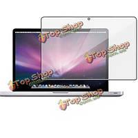 Прозрачная пленка защита экрана обложка кожи для MacBook про 15 дюймов