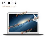 ROCK HD/в качестве защита с высокой проницаемостью защита экрана мембраны пленка для Macbook Air 11-дюймов