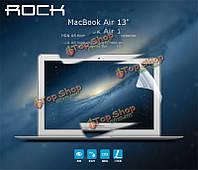ROCK HD/в качестве защита с высокой проницаемостью защита экрана мембраны пленка для Macbook Air 13-дюймов