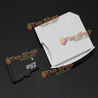 Белый Micro-SD TF с Minidrive сд чтения карт памяти адаптер для MacBook Air Pro