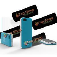 Резервная батарея 2800mAh зарядки чехол для iPhone 5с