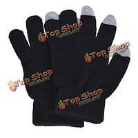 Рождественский подарок полный пальцев сенсорный экран перчатки для iPhone для iPad
