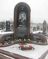 Пам'ятник одинарний po-67 po-75