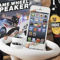 Руль геймпад встроенные мультимедийные Динамики для iPhone 5
