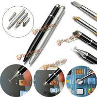 4в1 точностью диска емкостной стилус сенсорный ручка для iPhone 6s/6 Plus смартфоны Tablet