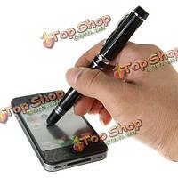 Делюкс сенсорный экран стилус шариковая ручка для iPhone iPad и Galaxy