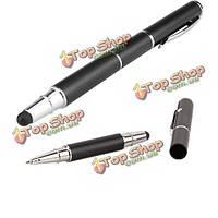 3в1  фонарик стилуса сенсорный экран стилусом с шариковой ручкой текстовыделитель лазерным указателем
