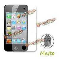 Матовый Антибликовая экран гвардии Protector пленка для iPod сенсорный 5 5-й