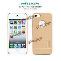 NillKin Super матовое щит задняя крышка чехол для iPhone SE/5/5s/5с
