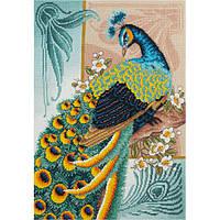 Набор для вышивки крестом Panna ПТ-1680 Птица счастья
