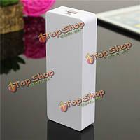 USB для 2X 18650 батареи PowerBank зарядное устройство DIY коробка для iPhone