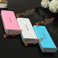 DIY 5*18650 заряжатель батареи банка силы Box для iPhone смартфон