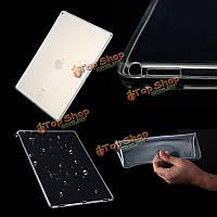 Slim мягкий чехол TPU кожи гель прозрачный диоксид кремния задняя крышка для iPad PRO 12.9-дюймов