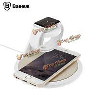 Baseus часы дисплей зарядки стенд часы док держатель телефона хранитель Apple часы