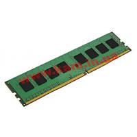 Оперативная память Kingston 4GB DDR4 KVR24E17S8/4 2400Mhz ECC UDIMM (KVR24E17S8/4)