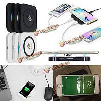 Winksoar ци беспроводной зарядки зарядное устройство площадку передатчик для iPhone Самсунга ноте 5 Nokia