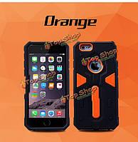 NillKin защитник 2 серия случай телефона задняя крышка для iPhone 6 Plus 5.5-дюймов