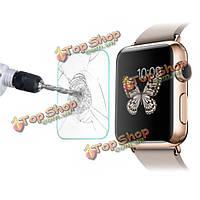 38мм ссылку Dream 0.2мм 9h закаленное стекло защита экрана фильм гвардии для Apple часы