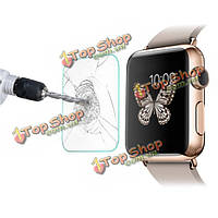 42мм ссылку Dream 0.2мм 9h закаленное стекло защита экрана фильм гвардии для Apple часы