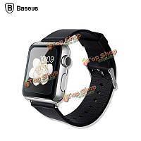 Baseus 0.15 9h HD изогнутый Edge закаленное стекло экрана защита для 2.5D Apple часы 38/42мм