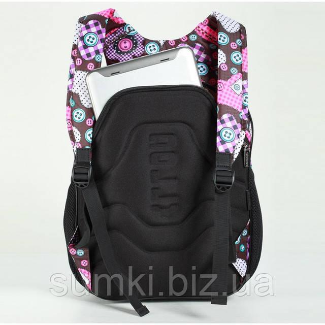 Ортопедическая спинка для школьного рюкзака